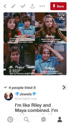 Funny Disney Memes, Disney Facts, Disney Fun, Disney Movies, Boy Meets Girl, Girl Meets World, Old Disney Channel, Disney Theory, Bad Friends