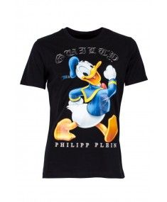 Philipp Plein - 'Guilty Duck' T-Shirt Black