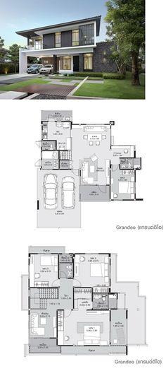 Virgilio Sibayan (v8ibayan) on Pinterest - plan maison architecte gratuit