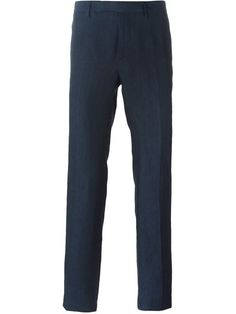 Etro tailored slim trousers