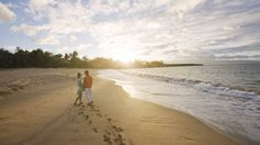 The Ritz-Carlton, Kapalua - Experience magical sunsets at the beach adjacent to the resort.