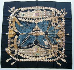 Hermes Terres Precieuses 2002 Annie Faivre