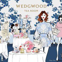 FASHION ARTIST / AUTHOR CLIENTS: Prada, Dior, Givenchy, Balmain, Vanity Fair, Wedgwood, Louis Vuitton, Cartier. Visit my SHOP at meganhess.com