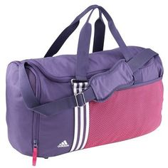 7925b84ca9 Sports bags Accessories and Nutrition - Pink Purple bag ADIDAS - Luggage  and Bags