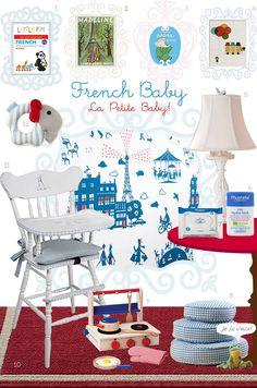 French Baby #lapetitepeach