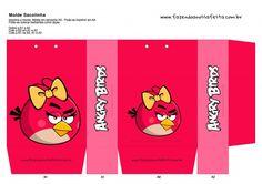 Sacolinha Angry Birds 15