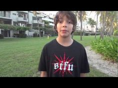 """Emilio, a ten year old from Key Biscayne standing tall for the victims of Sandy Hook Elementary and setting the tone of the spirit of the Stand Tall for Unity """"Wear to Declare""""  project to be launched in February 2013.   For more info and enthusiastic participation visit: www.standtallforunity.com  Also check out the STFU promo video:  http://www.y..."""