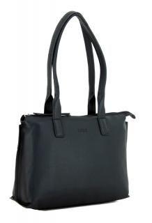 Henkeltasche Leder Bree Toulouse 3 schwarz Double Shoulder - Bags & more Bree, Toulouse, Tote Bag, Fashion, Leather Cord, Black, Moda, La Mode, Carry Bag