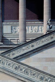 Reinhard Gorner - Alte Nationalgalerie, Berlin More information on #Berlin: visitBerlin.com