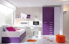 Como Decorar un Dormitorio de Color Lila - Para Más Información Ingresa en: http://disenodehabitaciones.com/como-decorar-un-dormitorio-de-color-lila/