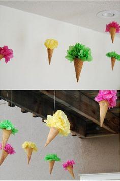 Decoracion de fiestas con tul decoraci n con globos y for Decoracion graduacion en jardin