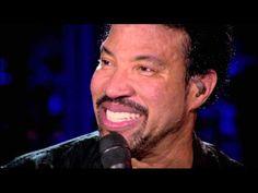Lionel Richie - Hello (Live) (2007) (HD) - YouTube
