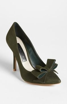 I need these damn shoes!!! Steven by Steve Madden 'Ravesh' Pump available at #Nordstrom