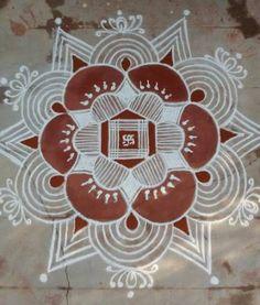 Rangoli Borders, Rangoli Border Designs, Kolam Rangoli, Simple Rangoli Designs Images, Colorful Rangoli Designs, Beautiful Rangoli Designs, Diy Quilting Patterns, Quilting Designs, Art Quilting