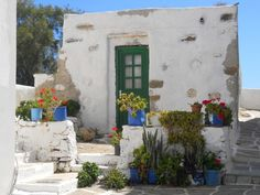 Paros island in Greece > Piso Livadi
