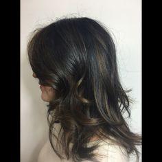 #balayage #hairpainting #paintedhair #athensga #kevinmurphy #uga #pageboysalonathens @pageboysalonathens
