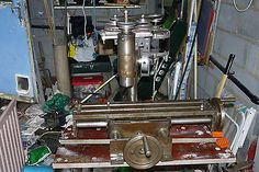 Well-constructed workshop made  vertical Milling machine MT2