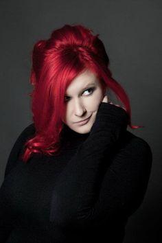 Sonja Kraushofer in 2012 Long Hair Styles, Metal, Girls, Beauty, Image, Toddler Girls, Beleza, Daughters, Long Hair Hairdos