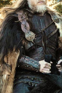 King Horik costume appreciation.
