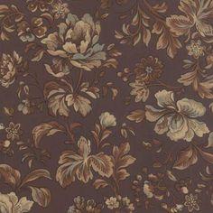 Moda Betsy Chutchian Elizas Indigo Belmont 1830 Chocolate Brown