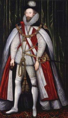 A portrait from 1598 of Thomas Howard, later Earl of Suffolk. The Earl was the son of Thomas Howard, Duke of Norfolk and his second wife, Margaret Audley. Tudor History, British History, Arte Fashion, Men's Fashion, Order Of The Garter, Tudor Dynasty, Renaissance Portraits, Old Portraits, Portrait Paintings