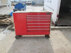 www.M37Auction.com: Snap-On Rolling Tool Chest
