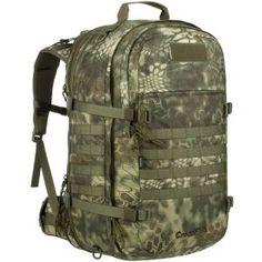 Wisport Crossfire Shoulder Bag and Rucksack Kryptek Mandrake Tactical Bag, Outdoor Backpacks, Crossfire, Military, Shoulder Bag, Bags, Handbags, Shoulder Bags, Bag