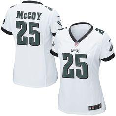 LeSean McCoy Philadelphia Eagles Nike Women's Game Jersey –