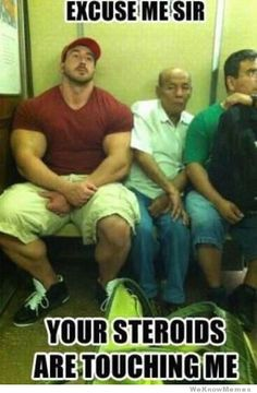 Excuse me sir- hahahahahaha!