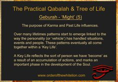 Geburah – Vision of Power, is sephirah 5 on the Tree of Life. This is the workbook in the Practical Qabalah book series. Awakening Quotes, Christian Bale, Past Life, Spiritual Inspiration, Tree Of Life, Karma, Lion, Personality, Meditation