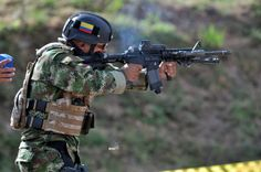 Colombian Special Operations Forces