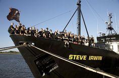 Whale Wars/Sea Shepherd