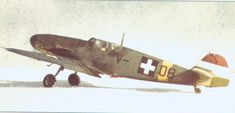 German fighters in service of the RHAF WW2 - Album on Imgur