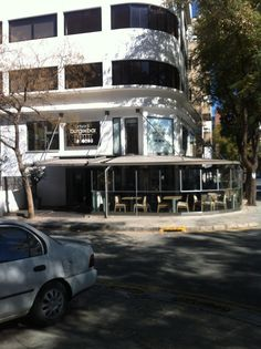 The one and only Artisan's Burger Bar in Nicosia : an absolute must!