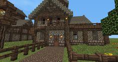 Beautiful Medieval House Tutorial! - Creative Mode - Minecraft Discussion - Minecraft Forum - Minecraft Forum