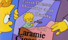 Laramie - Simpsons