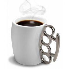 Fisticup, la taza puño americano - Tienda de regalos originales QueLoVendan.com
