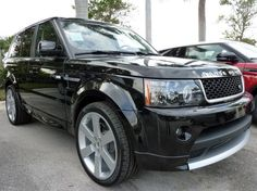 2013 Range Rover Sport GT Limited Edition with 22' #LandRoverPalmBeach #LandRover #RangeRover http://www.landroverpalmbeach.com/