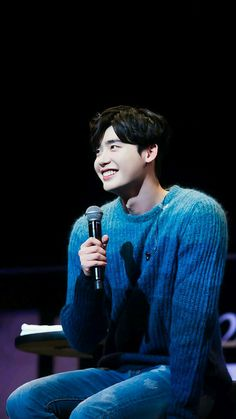Lee Jong Suk | That smile is love.