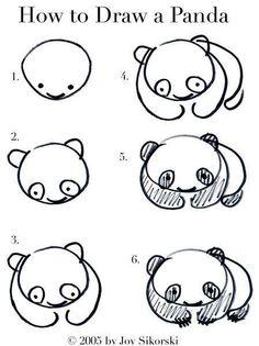Panda Doodle