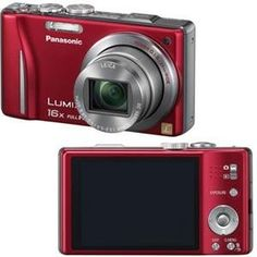 Panasonic Consumer, 14.1mp Digital Camera Red (Catalog Category: Cameras / Digital Cameras- Handheld) by Panasonic. $399.08. Panasonic Consumer, 14.1mp Digital Camera Red (Catalog Category: Cameras / Digital Cameras- Handheld) 14.1 MP MOS Sensor 3.0 LCD Touch Screen 16x Optical Zoom LEICA DC Lens with 24mm Ultra Wide Angle Full HD Movie Recording GPS Function 3D Hybrid O.I.S.