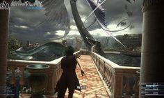 Rol yapma oyunu serileri arasında tartışmasız tarihin lider isimlerinden olan Final Fantasy, geliştirici ve yayıncısı Square Enix'in daimi çalışmaları sayesinde günden güne daha gerçekçi ve keyifli tecrübeler sunmaya devam etmekte  An itibari ile gelişim çalışmaları sürdürülerek Playstation 4 ve XBox One için hazırlanan Final Fantasy XV'in serinin ara oyunun Type 0 HD'yi satın alan kişilere demo versiyonu ile Aralık sonu dolaylarında hizme