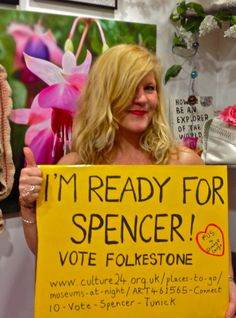 Skylarks is 'Ready for Spencer'  #votefolkestone  http://www.culture24.org.uk//places-to-go/museums-at-night/ART461565-Connect10-Vote-Spencer-Tunick
