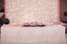 decoration table marié