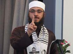 Imam Ammar Shahin of the Islamic Center of Davis in California (Davis Masjid / Screenshot / YouTube)