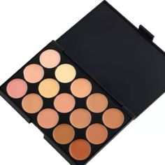 Final Sale15 color cream contour palette Brand new 15 color cream based contour palette. Perfect for all skin tone. Perfect for contouring and highlighting.‼️Lowest is $10. Price is firm unless bundled. Please  unnecessary comments, lowball offers and  trades.‼️ Makeup Concealer