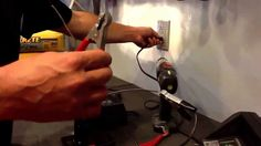 Recharge a defective cordless drill battery before spending $40 on a new...