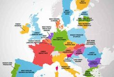What Every Country in the European Union Does Best