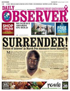 Jamaica gleaner news today