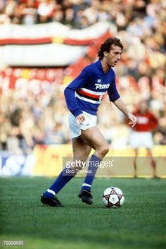 News Photo : 23rd October 1983 Italian League Serie A in Milan...